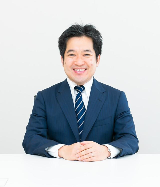 代表取締役 前田忠志