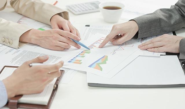第三者割当増資などの資本提携のサービスです。